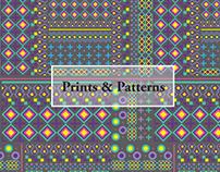 Prints & Patterns 2016 * Muito