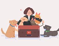 蔡英文YouTube頻道|片頭動畫