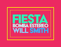 Fiesta (Remix)-Lyric Video