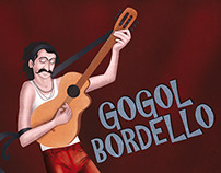Gogol Bordello - Illustration tribute