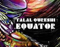 Album art | Equator | Talal Qureshi