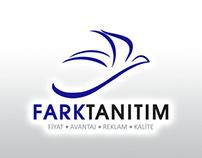 Fark Tanıtım Logo Çalışması
