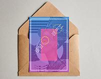 Nefertiti Postage Stamp