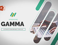 Gamma | Powerpoint Presentation Template