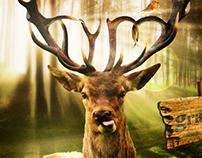Deer Typo