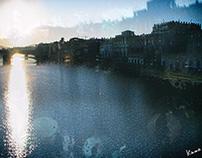 フィレンツェの朝 / Morning of Florence