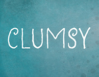 Clumsy font