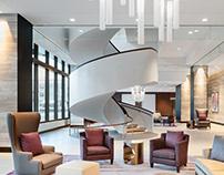 Hilton Rochester Interiors