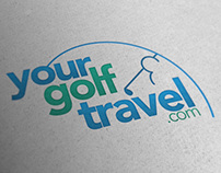 Your Golf Travel - Logo redesign