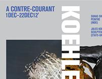 Shiler/Koehler Exhibition. Galerie Anders Hus