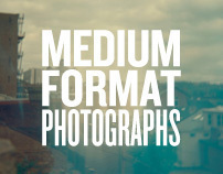 Medium Format Photographs