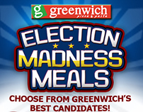 Madness Meals for GW