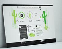 Cacti | webdesign