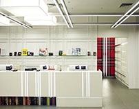the bookstore BOOKBRIDGE