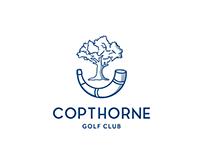 Copthorne Golf Club Brand Identity