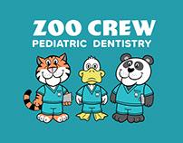 Zoo Crew Logo Redesign