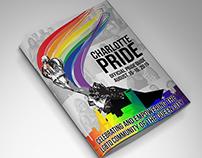 2015 Charlotte Pride Guide & T-Shirt