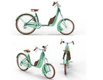 Bicicleta Turismo Colonial