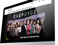 S4C Website Graphics