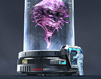 Kaiju Embryo Chamber