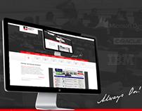 Singidunum University IT center's website