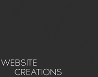 WEBSITE CREATIONS