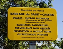 Barrage de Saint Cassien