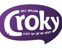 Radio advertisement for Croky chips