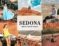 Free Sedona Mobile & Desktop Lightroom Presets