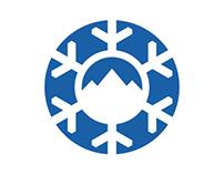 SNOWPRO. Emblem