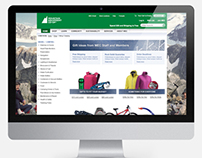MEC Holiday Gift Ideas Landing Page