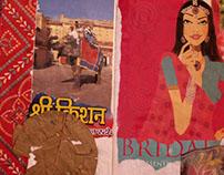 Sketch book INDIA 1