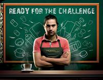 Barista Challenge Visuals
