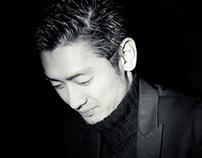 Portrait of Justin Vun