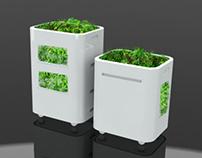 3D - Projeto para Minhocário Doméstico