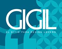 Identidad Gráfica y Press Kit para Gigil