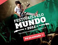 Multishow | Festivais pelo Mundo