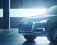 Audi Q7 commercial