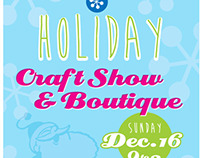 Craft Show Promotion