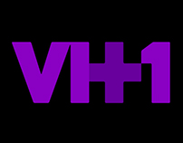 VH1 Rebrand + Digital Application