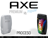 AXE - liquid soap