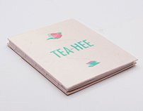 Tea-Hee Book