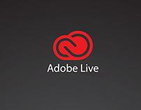 Adobe Livestream Poster Challenge