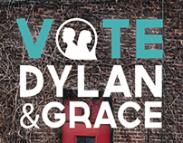 2013 SGA Presidential Campaign: Dylan and Grace