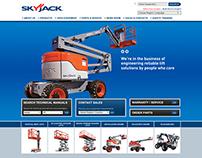 SkyJack Website