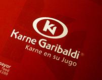 karne garibaldi advertising campaign