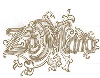 Ze Mario typography