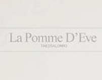 La Pomme D Eve Drawings