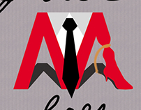 Typographic Movie Poster