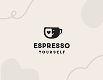 Espresso Yourself | Logo Variation